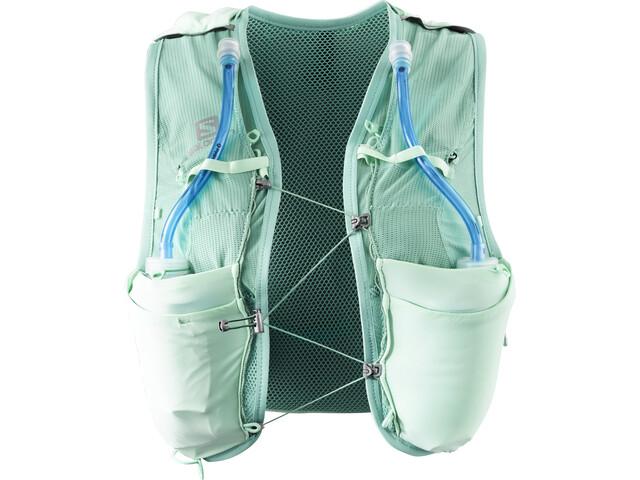 Salomon Adv Skin 8 Plecak Kobiety turkusowy